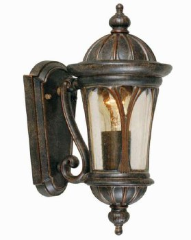 Elstead New England Small Outdoor Wall Light Lantern