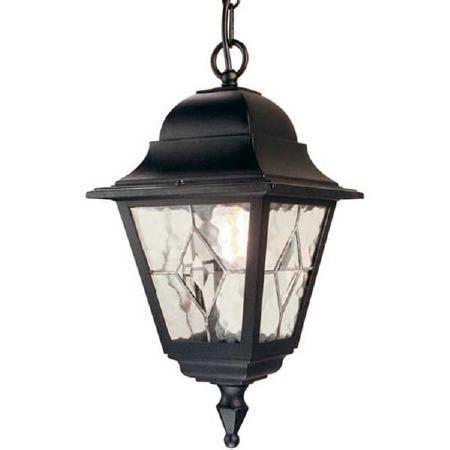 Elstead Norfolk Chain Light Black