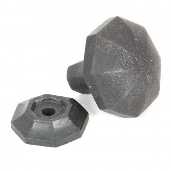 From The Anvil Octagonal Cabinet Knob Beeswax Small