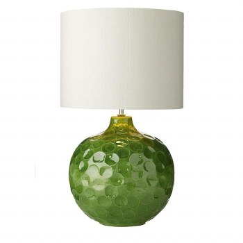 David Hunt ODY4324 Odyssey Table Lamp Base Green