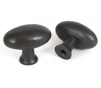 From The Anvil Oval Knob Beeswax