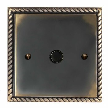 Georgian Flex Outlet Dark Antique Relief