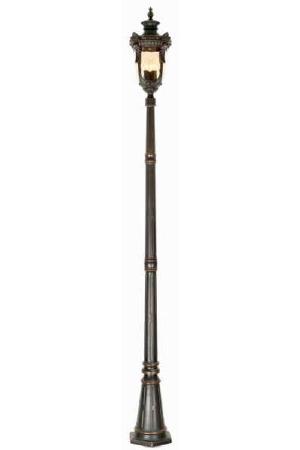 Elstead Philadelphia Lamp Post, Bronze
