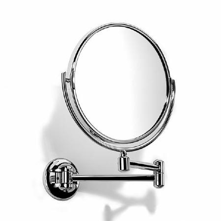 Samuel Heath L115 Pivotal Mirror Polished Chrome