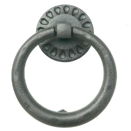 Como Plain Ring Door Knocker