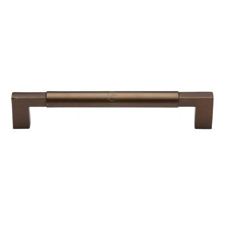Heritage Pull Handle RBL346 305mm Medium Solid Bronze Rustic