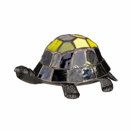 Quoizel Tortoise Tiffany Lamp