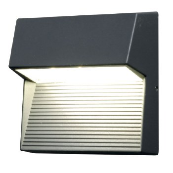 Elstead Freyr Square LED Outdoor Wall Light
