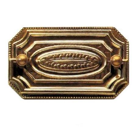 Armac Rectangular Plate Handle