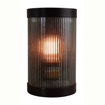 Reeded Wall Light