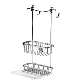 Samuel Heath N23 Hanging Shower Basket Polished Chrome