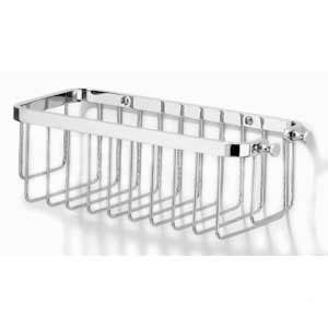 Samuel Heath N28 Rectangular Shower Basket Polished Chome
