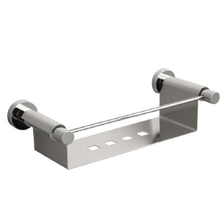 Miller 664C Shower Shelf Stainless Steel & Chrome