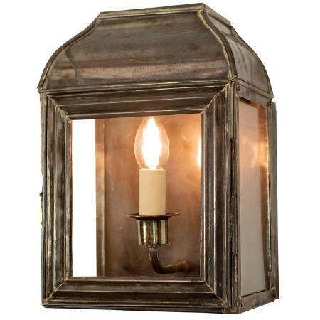 Small Hemingway Wall Lantern Antique