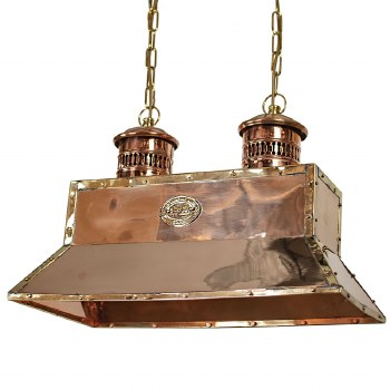 Smithy Pendant Light Polished Brass Unlacquered