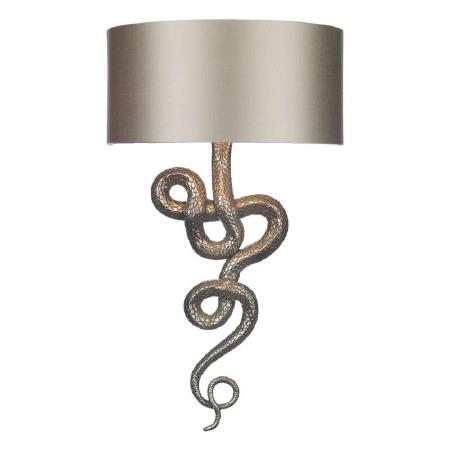 David Hunt SNA0700 Snake Wall Light Bronze