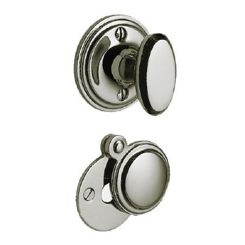 Victorian Constable 617 Thumb Turn & Release Polished Nickel