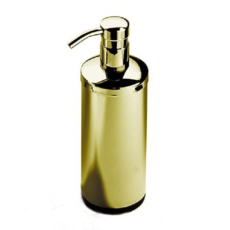 Samuel Heath L302 Liquid Soap & Lotion Dispenser Antique Gold