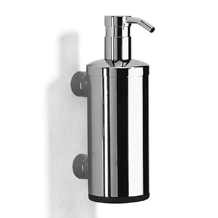 Samuel Heath N5304 Wall Mounted Liquid Soap Dispenser Polished Chrome