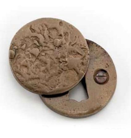 Covered Escutcheon Country Bronze