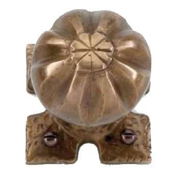 Door Knobs Country Bronze