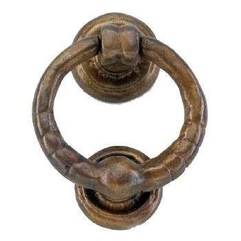 Ring Door Knocker Country Bronze