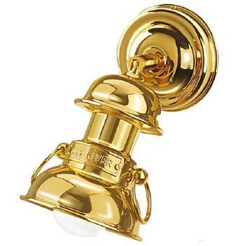 Asti Spot Light Polished Brass