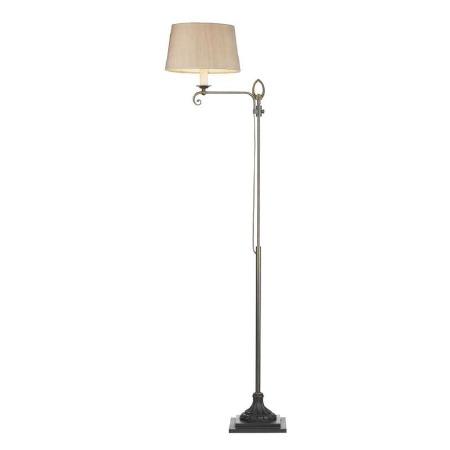 David Hunt STF11 Stratford Floor Lamp Base Aged Brass