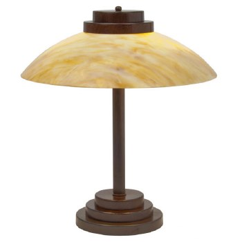 Stratton Antique Table Lamp