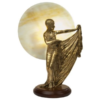 Sun Goddess Table Lamp Large
