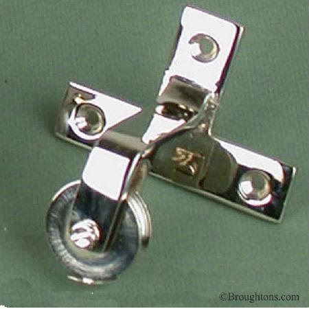 Door Bell Pulley Antique Nickel