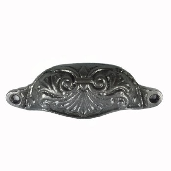 Kirkpatrick T1020 Drawer Pull Handle Pewter