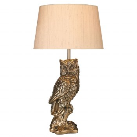 David Hunt TAW4263 Tawny Table Lamp Base Bronze