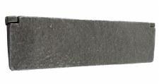 Kirkpatrick 1102 Internal Letter Flap Argent Silver Grey 298mm
