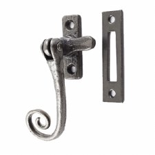 Kirkpatrick 1181-MP Rat Tail Window Fastener Argent Silver Grey
