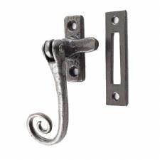Kirkpatrick 1181-MP Rat Tail Window Fastener Argent Silver Grey