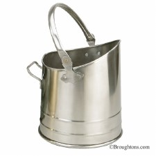 Flanders Pewter Coal Bucket