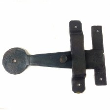 Cupboard Latch Hand Forged