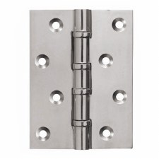 "Ball Race Hinges 1540 4"" x 2.5/8"" Polished Nickel"