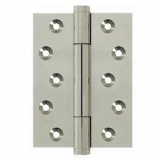 "Samson TriTech Hinge 4"" x 3"" Polished Nickel"