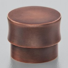 Croft 176 Roka Cabinet Knob Autumn Bronze