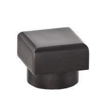 Croft 177 Pillow Cabinet Knob Imitation Bronze Unlacquered