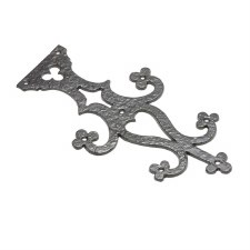 Kirkpatrick 2151 Fancy Hinge Front Antique Black