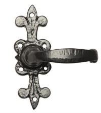 Kirkpatrick 2433 Door Latch Handles Antique Black