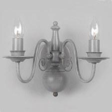 Flemish Double Wall Light Grey