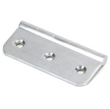 "From The Anvil Dummy Butt Hinge 3"" Satin Chrome"