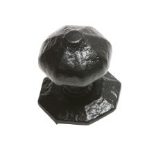 Kirkpatrick 3064 Centre Door Knob Antique Black
