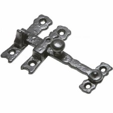 Kirkpatrick 3614 Cupboard Door Latch Antique Black