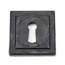 From The Anvil Round Escutcheon Square External Beeswax