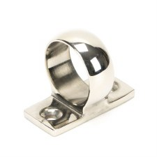 From The Anvil Sash Window Eye Lift Polished Nickel